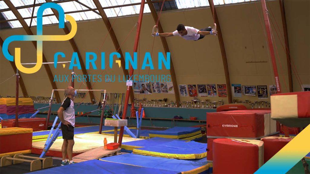 Carignan : Incubatrice de Talents - Etoile gymnique Carignan