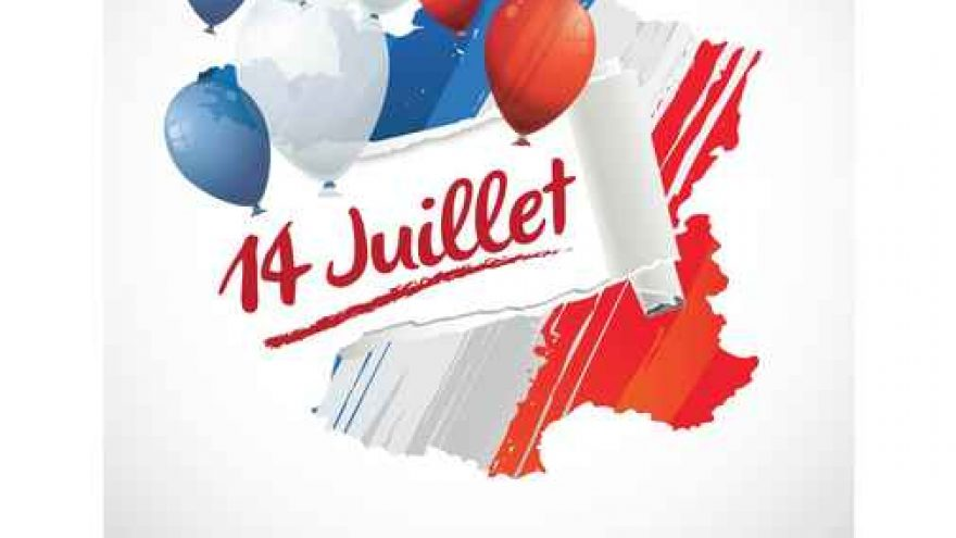 14 juillet en France