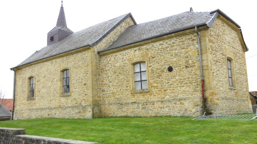 Chapelle du hameau de Wé