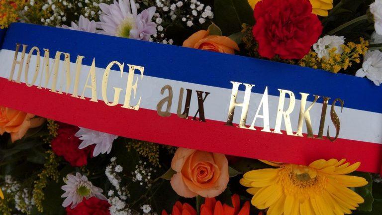 hommage aux harkis